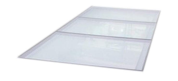 Continuous Rooflights