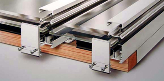 ThermGard Glazing Bars