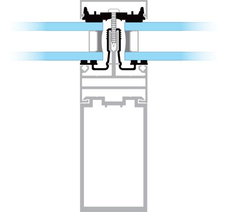 ThermGard TG50 Aluminium Rooflight System