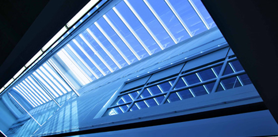 commercial patent glazing