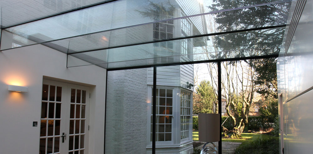 Glass Roofs Roof Glazing Lonsdale Metal
