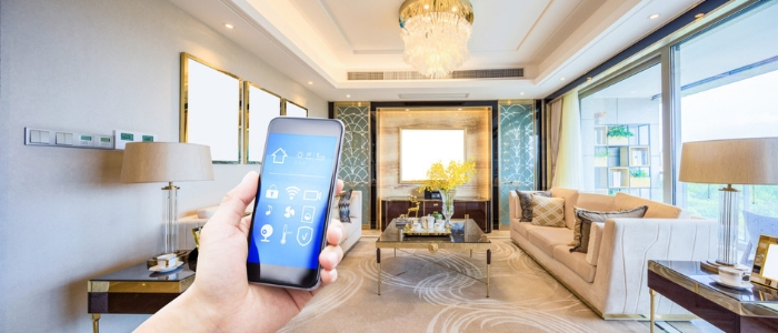 Designing A Smart Home