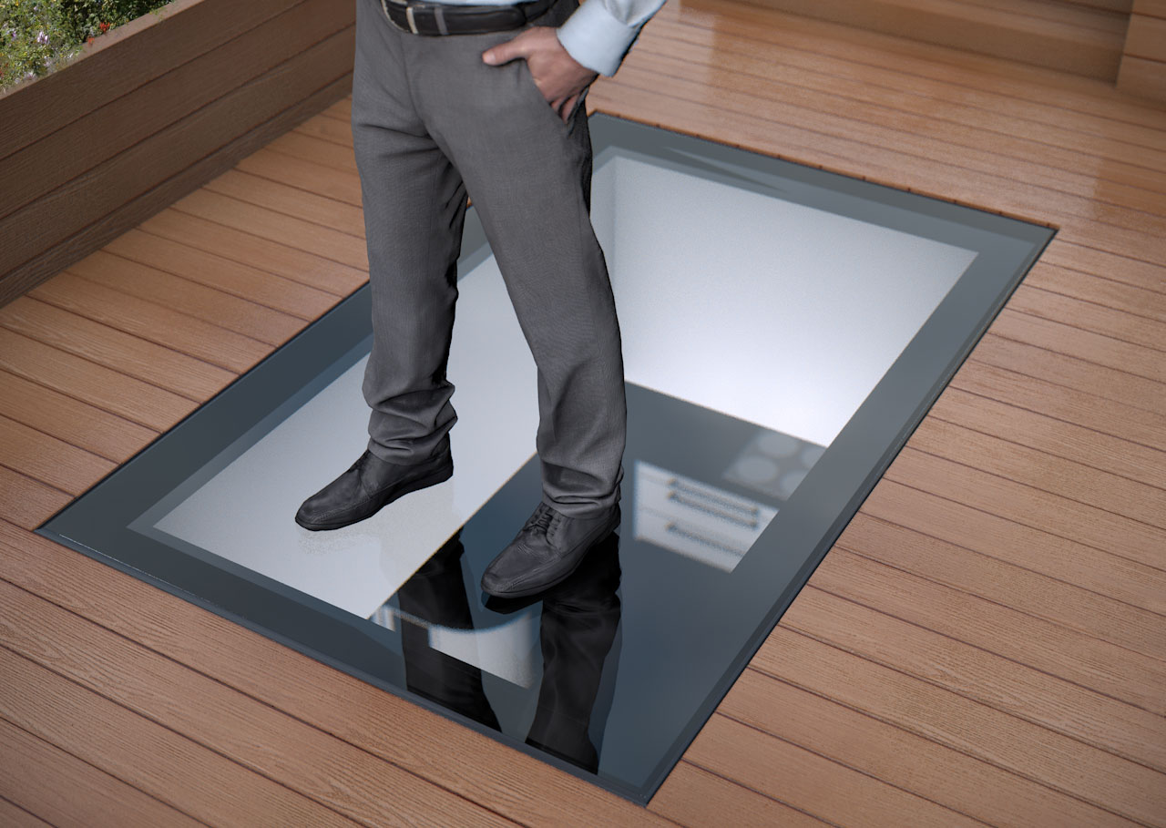 Non-Fragile & Walk-On Rooflights Explained